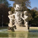 Fontana al Parque del Buen Retiro